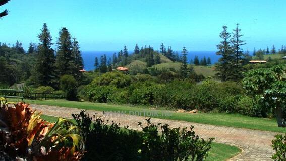 Cascade Garden Apartments Norfolk Island The World Of
