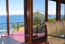 Forrester Court Cliff Top Cottages, Norfolk Island - Click to enlarge