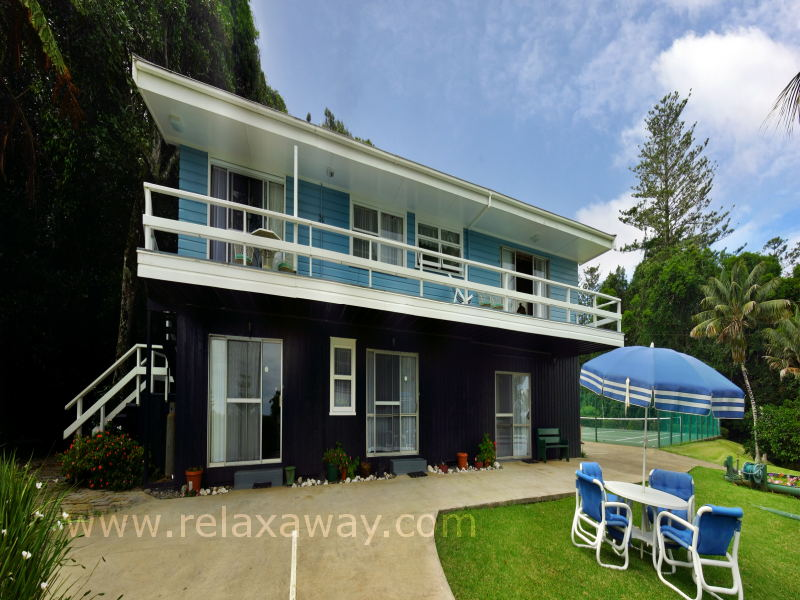 Hideaway Retreat Apartments Norfolk Island The World Of
