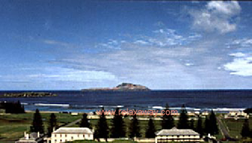 Islander Lodge Holiday Apartments Norfolk Island The