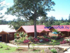 Jacaranda Park Holiday Cottages, Norfolk Island - Click to enlarge