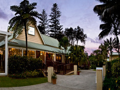 The Governors Lodge, Norfolk Island - Click to enlarge
