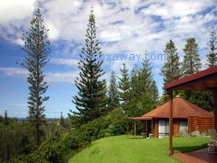 Whispering Pines Luxury Cottages, Norfolk Island - Click to enlarge