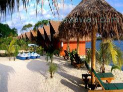 Sunset Bungalows Resort, Vanuatu - Click to enlarge