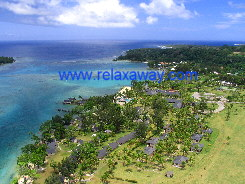 Warwick Le Lagon Resort & Spa, Vanuatu - Click to enlarge